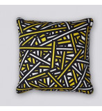 Printed Cushion RW - Hay Bale