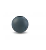 Ball Vase 8 cm - Midnats blå