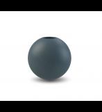 Ball Vase 10 cm - Midnats Blå