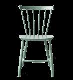 J46 Spisebordsstol - Støvet Grøn