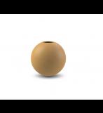 Ball Vase 8 cm - Okker