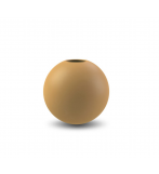 Ball Vase 10 cm - Okker