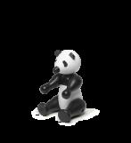 Kay Bojesen Pandabjørn - Lille