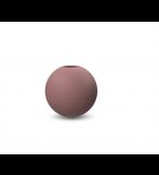 Ball Vase 8 cm - Rosa