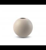 Ball Vase 10 cm - Sand