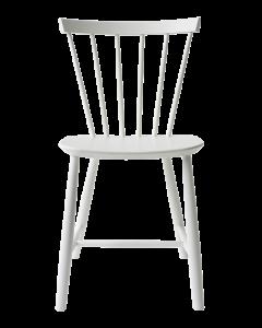 J46 Spisebordsstol - Hvid