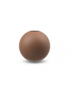 Ball Vase 10 cm - Kokos
