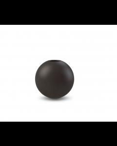 Ball Vase 8 cm - Sort