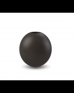 Ball Vase 10 cm - Sort